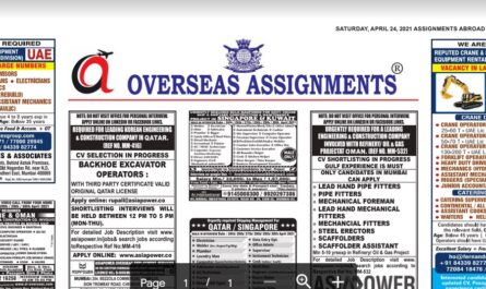 Assignment Abroad Times 08th June 2021