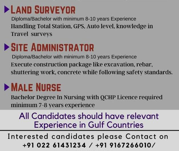 Required for Qatar